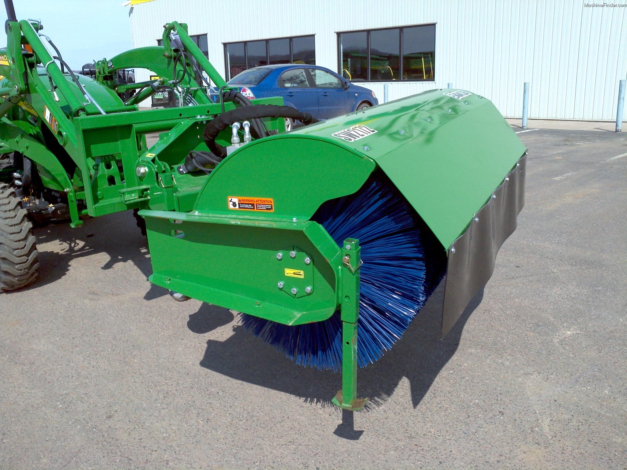 2013 Frontier sw2172 Broom / Sweeper - John Deere MachineFinder