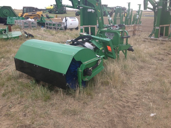 ... Frontier SW2160 HYD BROOM Miscellaneous - John Deere MachineFinder