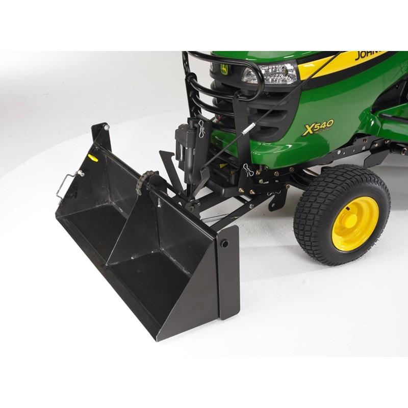 John Deere 40 Tractor Shovel (LP40000)   Mutton Power ...