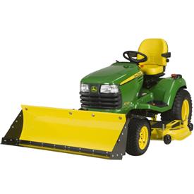 John Deere 54-in Front Shovel for X700 Lawn Tractors