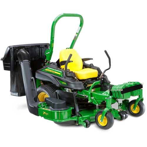 John Deere Z500 Series Ztrak Residential Zero Turn Lawn Mowers