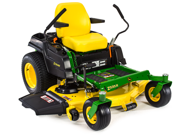 Residential ZTrak™ Mowers | Z535R 54-in. Deck | John Deere US