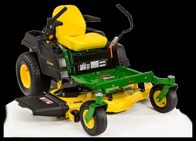 Residential Zero-Turn Mowers - Cope Farm Equipment