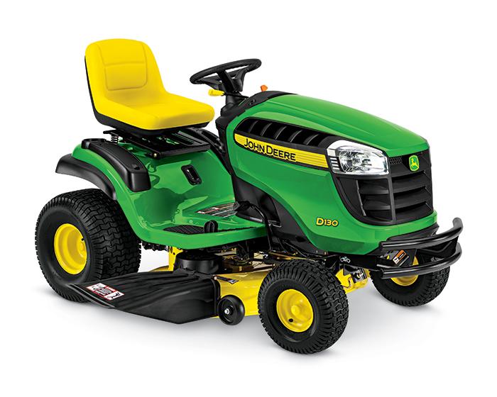 John Deere 100 Series Lawn Tractor D130