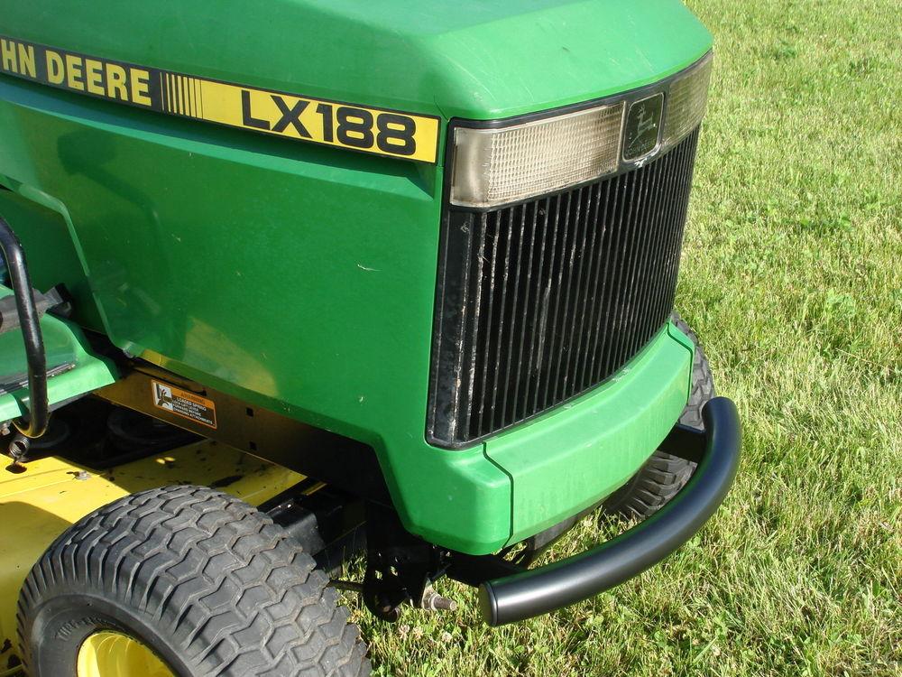 john deere lx series lawn tractors