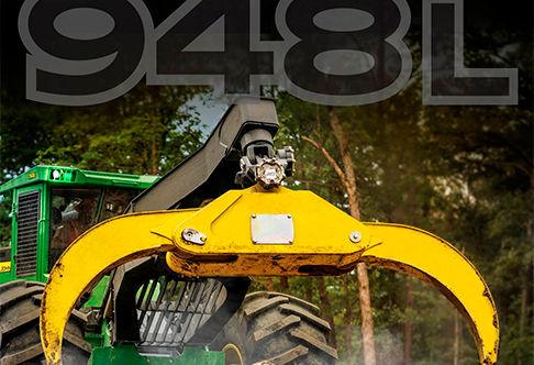 Celebrating 50 Years of John Deere Forestry Skidders