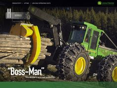Forestry Heavy Equipment on Pinterest | Construction ...