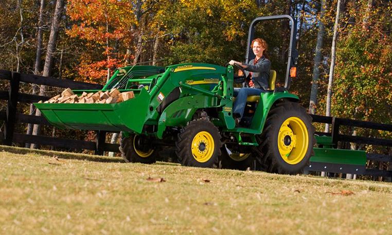 john deere utility tractor attachments