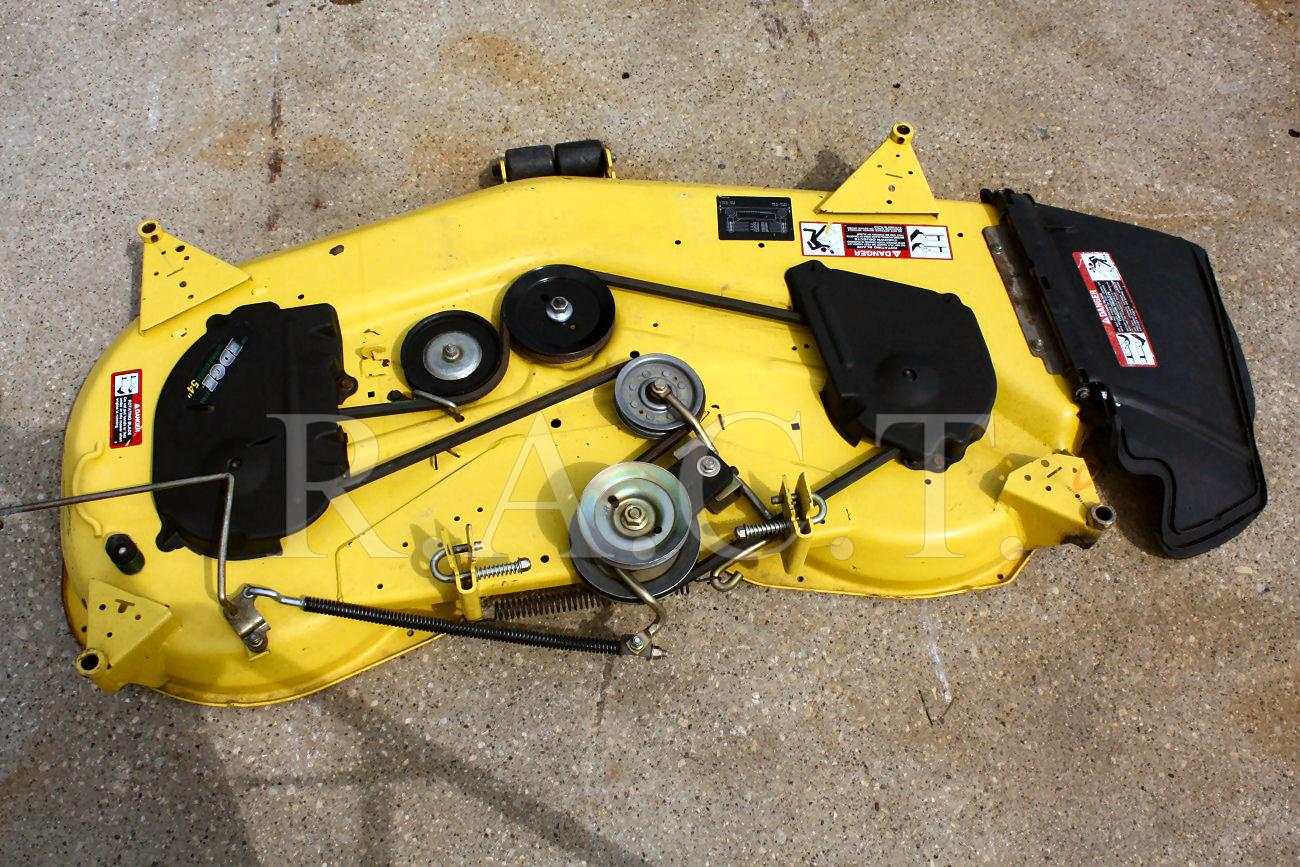 John Deere GT & LX Series 54 Mower Deck 325 345 355 ( Deck #2 ) | eBay