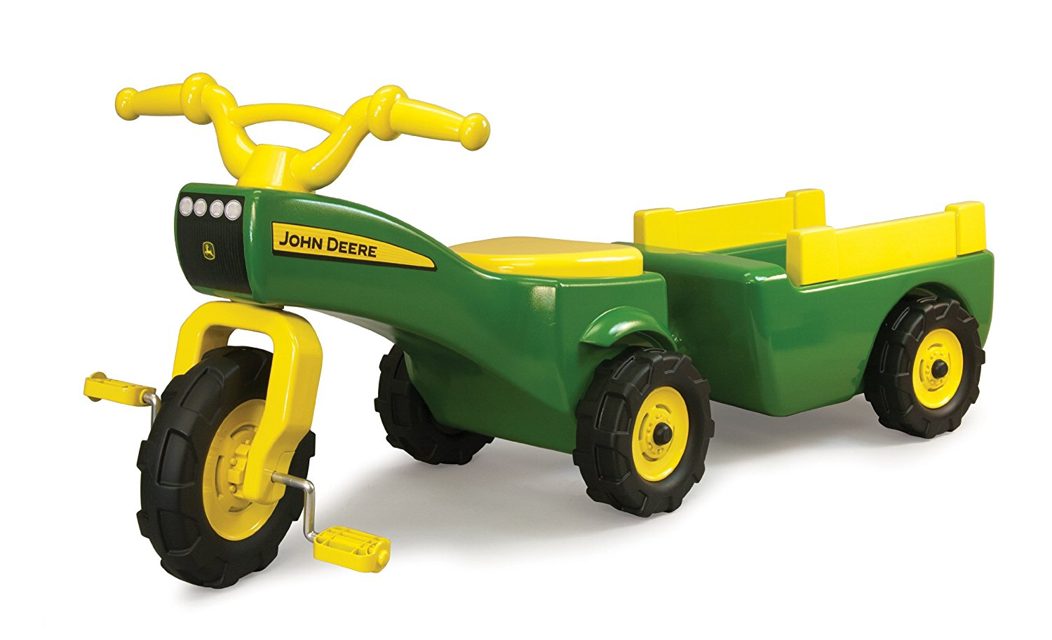 John Deere Kids Tractor Toys And Ride Ons - Product Talk