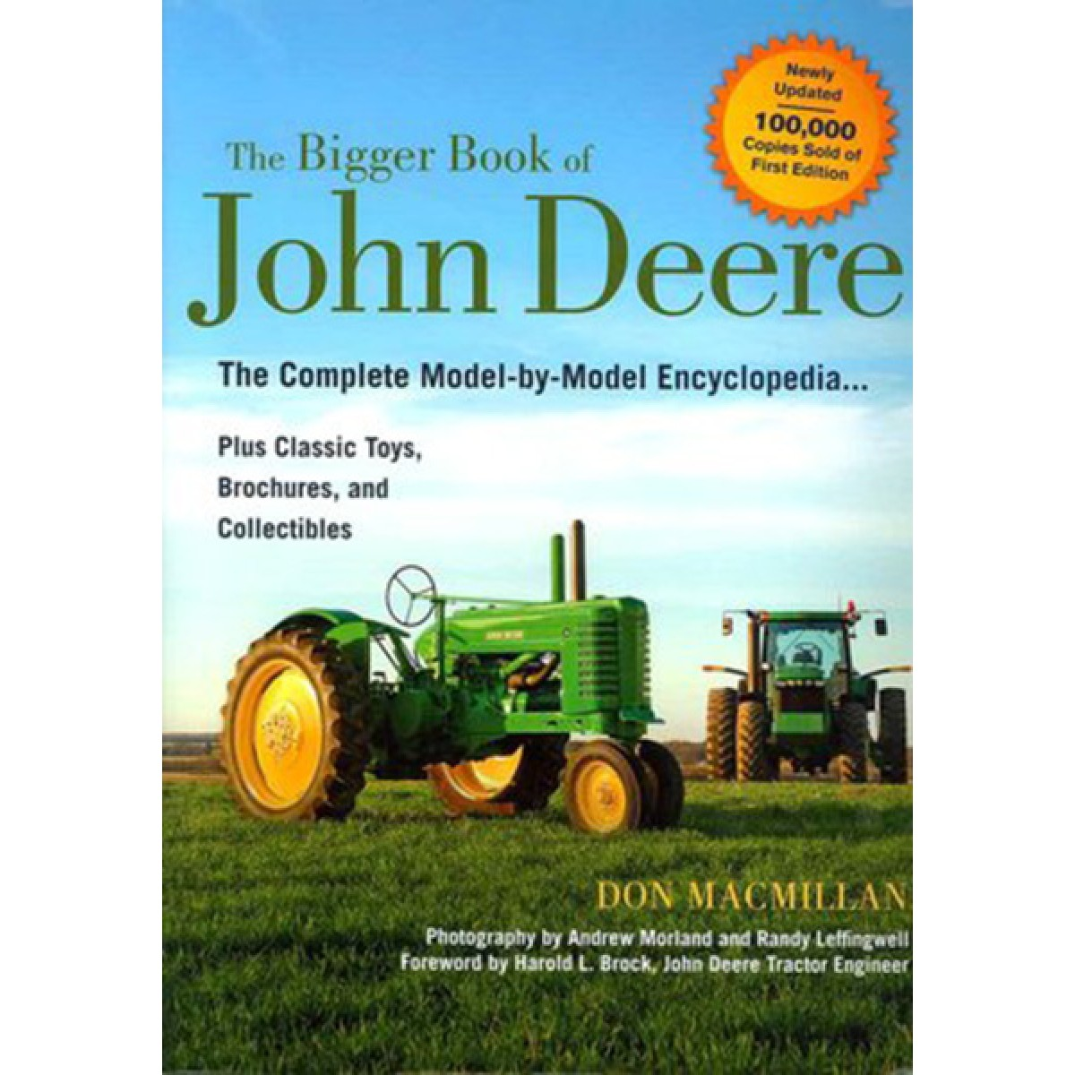 The Bigger Book of John Deere Tractors: The Complete Model-by-Model ...