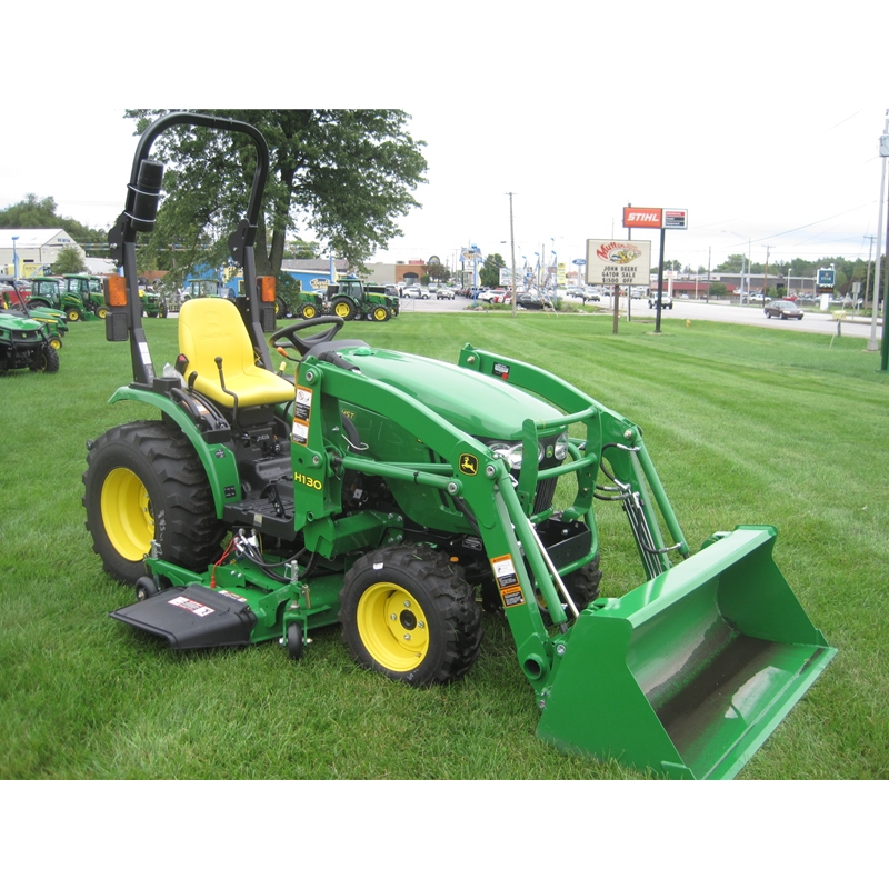 john deere utility tractors