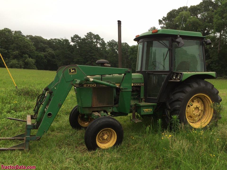 john deere 2050 series tractors