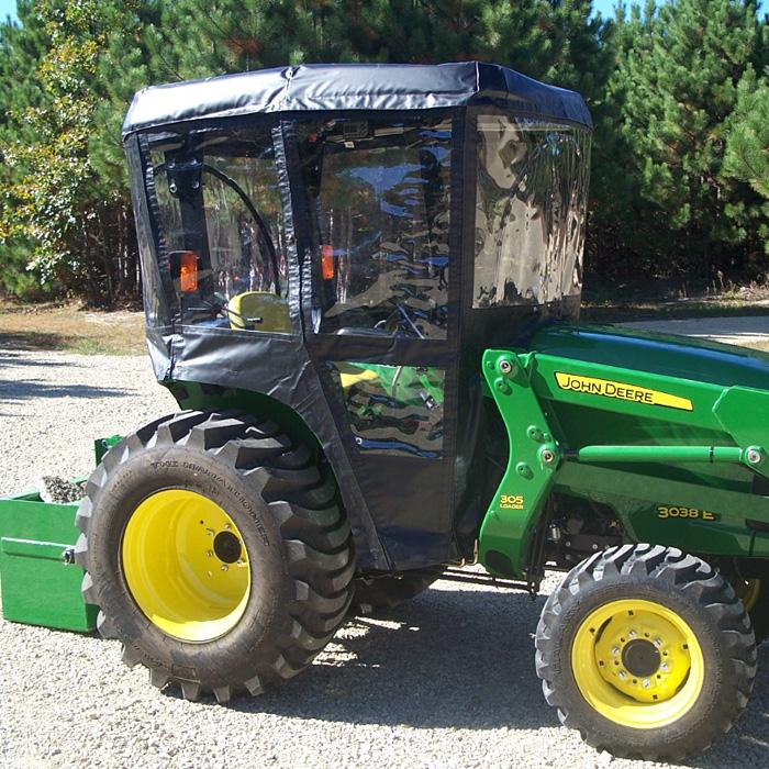 Tractor Cab for John Deere 3000 Series Tractors (Requires ...