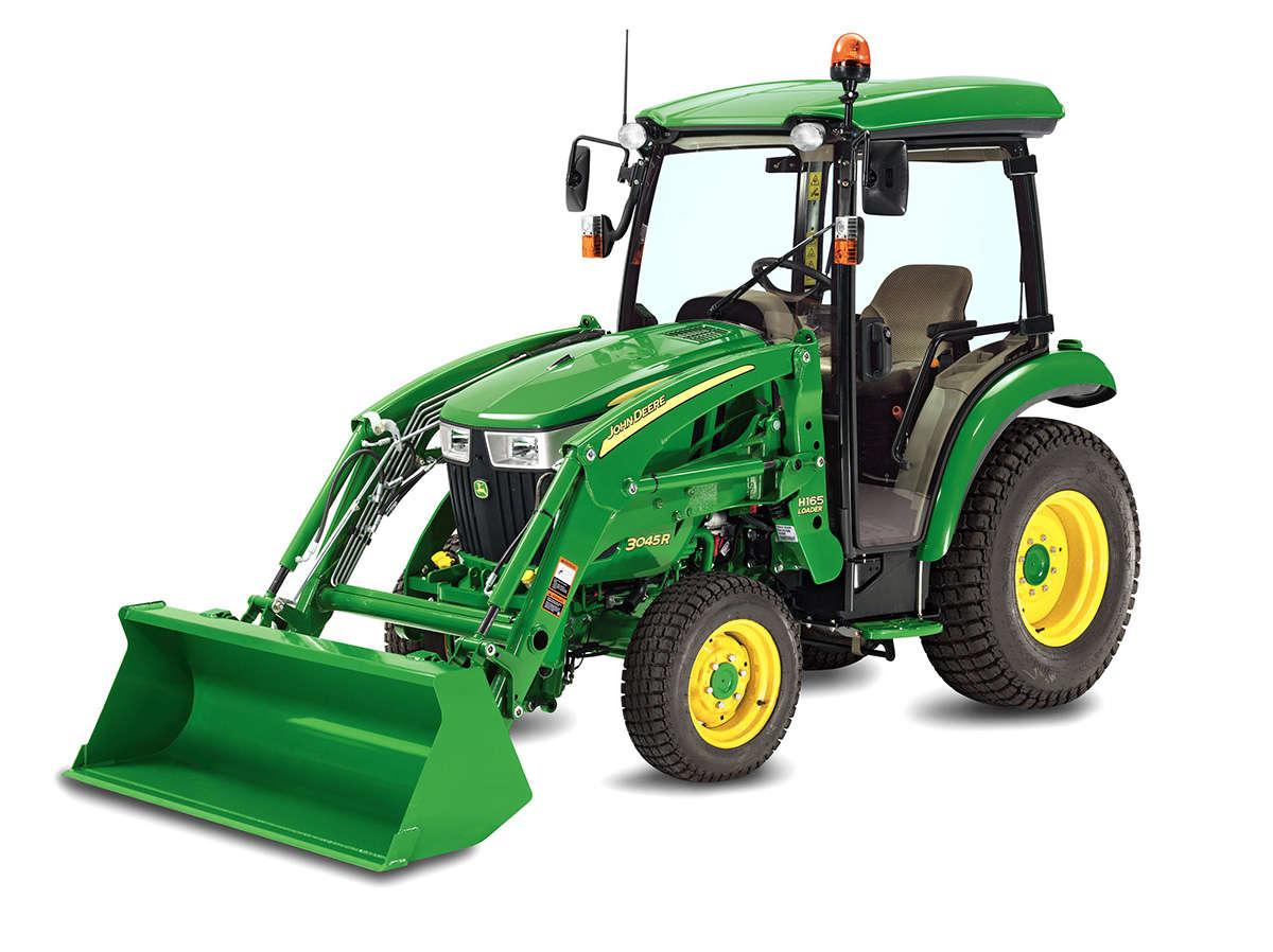 john deere 3r series tractors