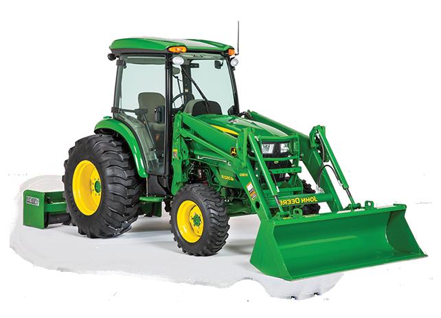 John Deere Tractors - 4000 Series