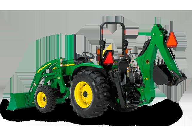 john deere 4000 compact series tractors
