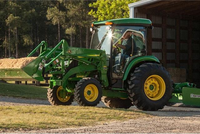 john deere 4m series tractors