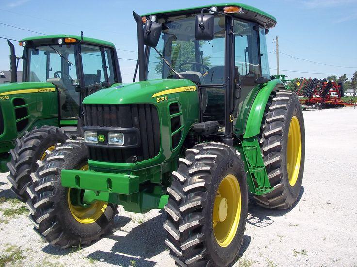 John Deere 6D Series tractor   Tri Green Tractor in Flora ...