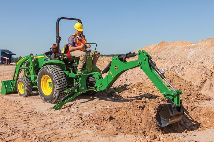 john deere 4r series tractors