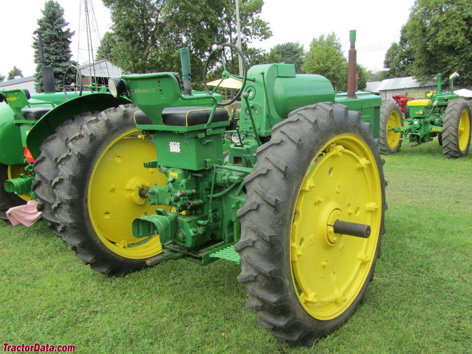 TractorData.com John Deere 50 tractor photos information