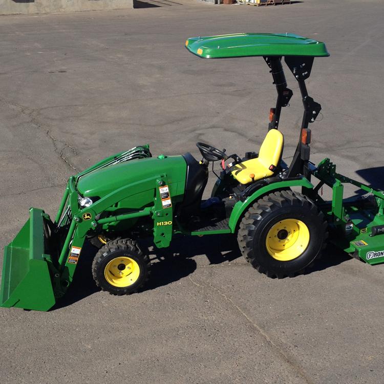 john deere 50 compact series tractors