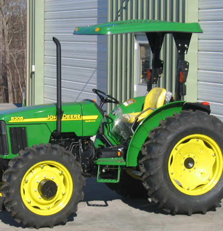 john deere 5000 twenty series tractors