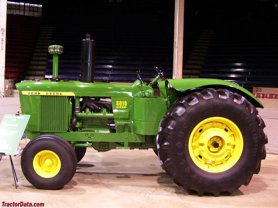 TractorData.com John Deere 5010 tractor photos information