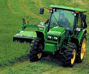 john deere 5025 series tractors