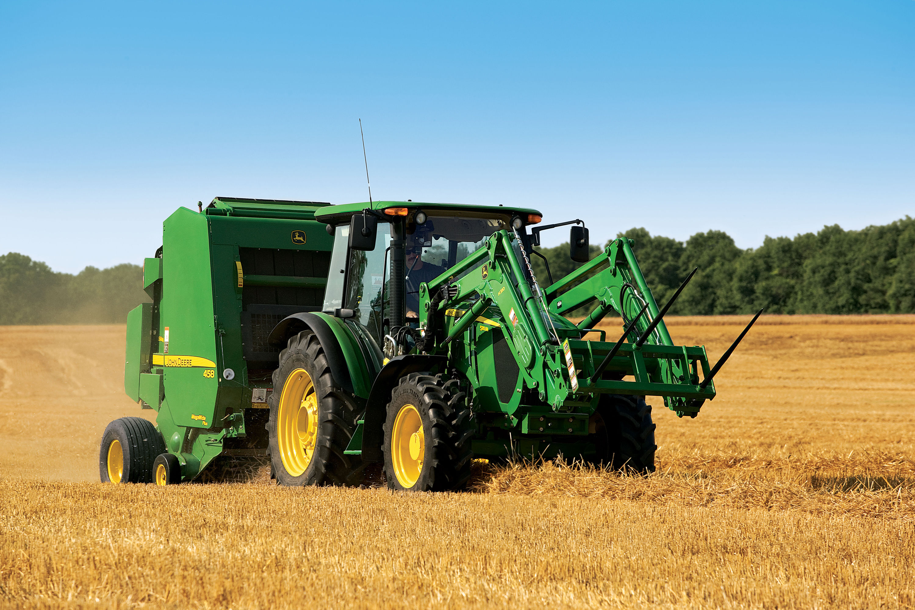John Deere Introduces New 5M and 5E Limited Series Utility ...