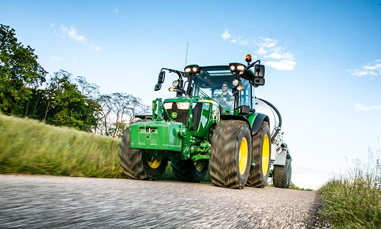 john deere 5r series tractors