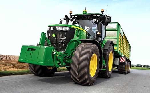 John Deere: 7R Series tractor sets new fluid efficiency ...