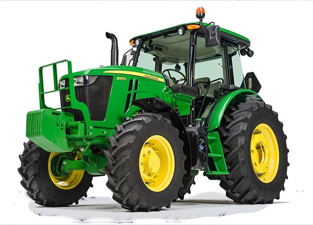 john deere 6e series tractors