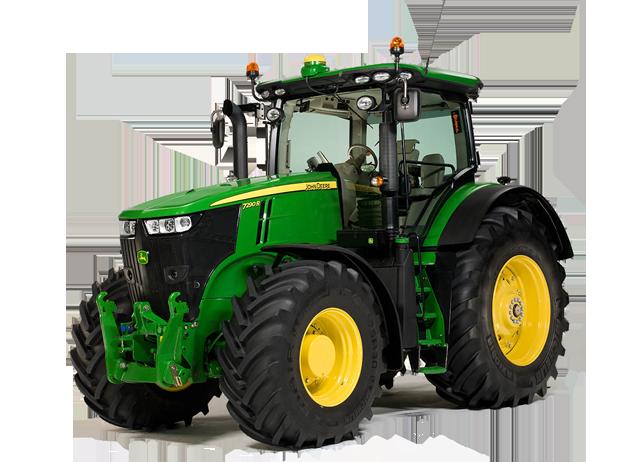 john deere 7000 series tractors