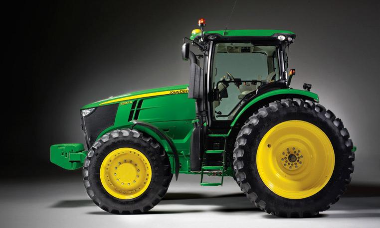 john deere 7r series tractors