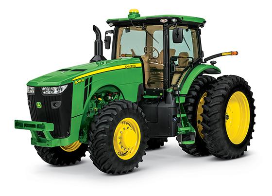 john deere 8000 ten series tractors