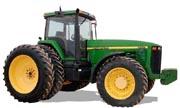 john deere 8000/8000t series tractors