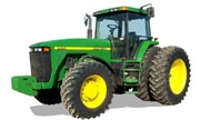 TractorData.com John Deere 8300 tractor transmission ...