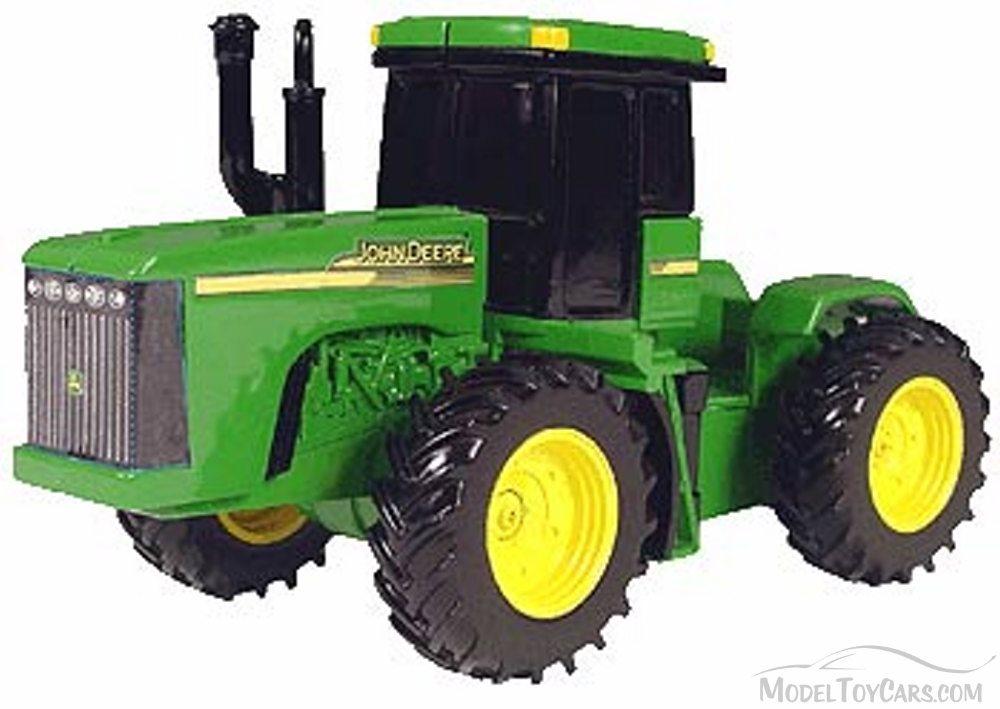 John Deere 9000 Series 4WD Tractor, Green - ERTL Collect ...