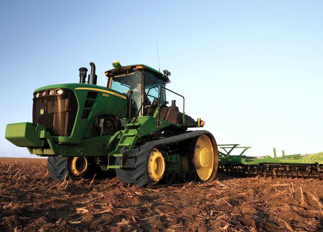 john deere 9030 series tractors