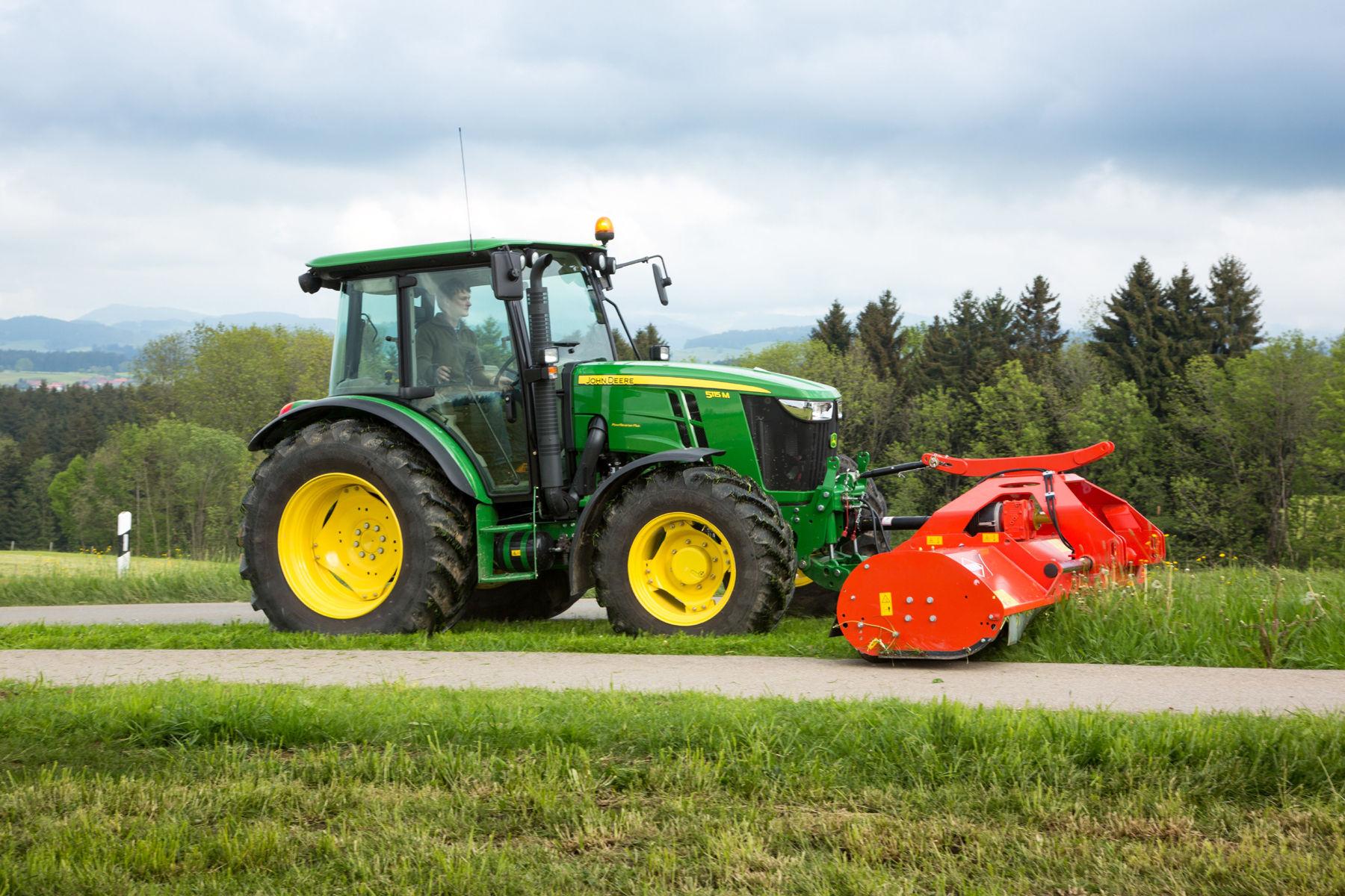 john deere new generation series tractors