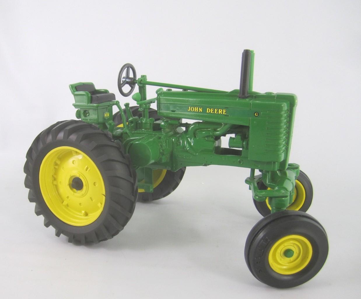 john deere two-cylinder letter series tractors