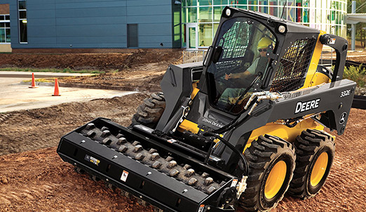 vibratory rollers from john deere optimized to work with john deere ...