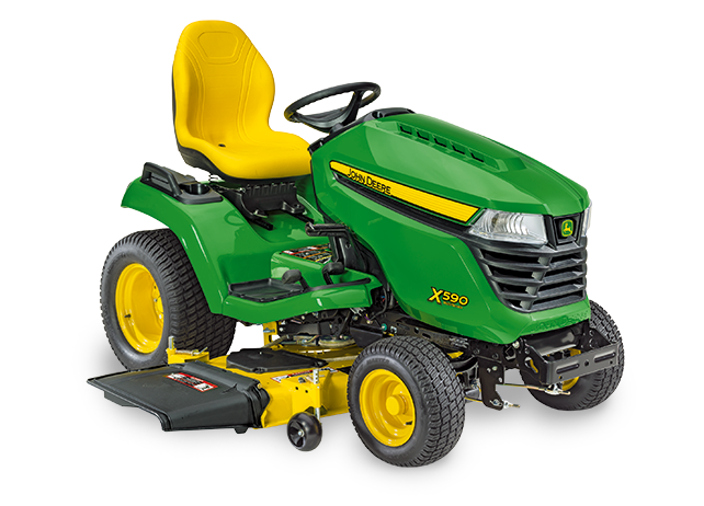 john deere x540 x500 series riding lawn equipment
