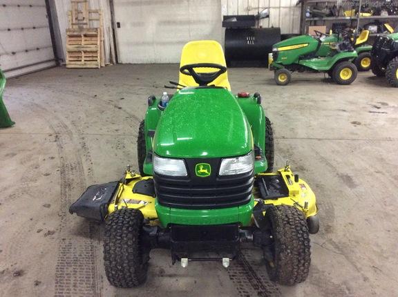 2012 John Deere X749 - Lawn & Garden Tractors - John Deere ...