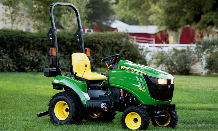 Family Sub-Compact Tractors | John Deere US