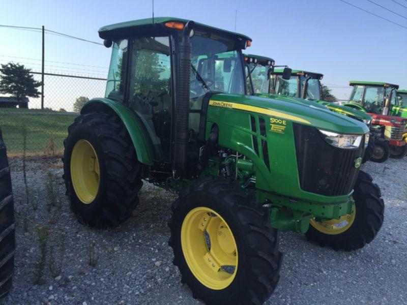 2015 John Deere 5100E Tractors for Sale | Fastline