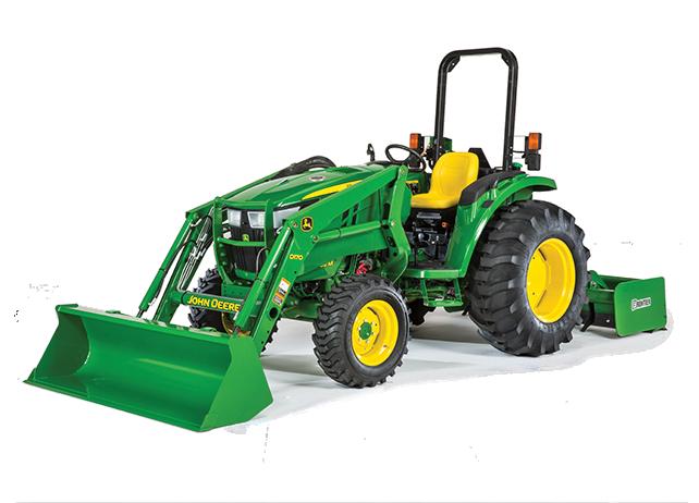 John Deere - 4052M Compact Utility Tractor