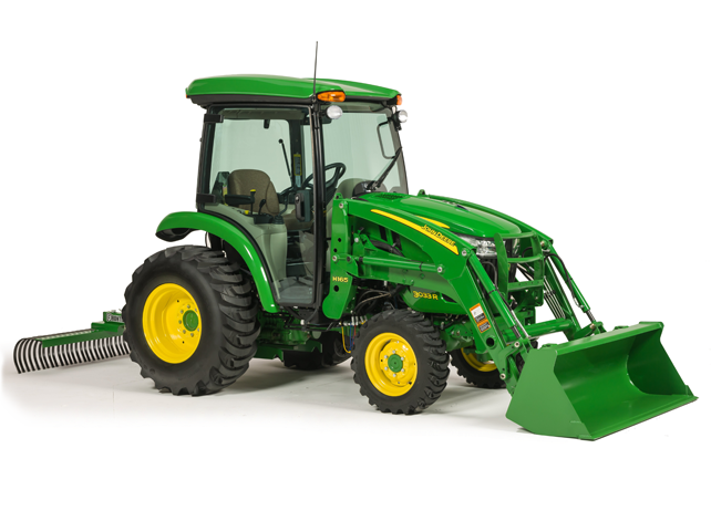 Family Tractors | 3039R Compact Utility Tractor | John Deere US