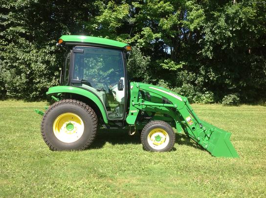 2014 John Deere 3046R Tractors - Compact (1-40hp.) - John Deere ...